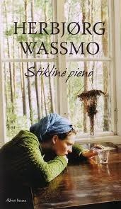 Stiklinė pieno Herbjørg Wassmo