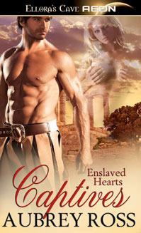 Captives (Enslaved Hearts, #1)  by  Aubrey Ross