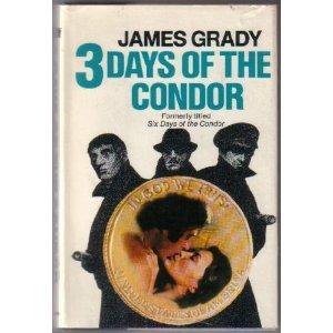 3 Days of the Condor James Grady