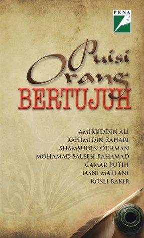 Puisi Orang Bertujuh Amiruddin Ali