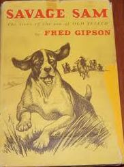 Savage Sam Fred Gipson