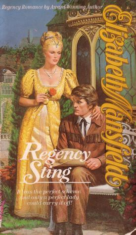 Regency Sting  by  Elizabeth Mansfield
