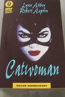 Catwoman  by  Lynn Abbey