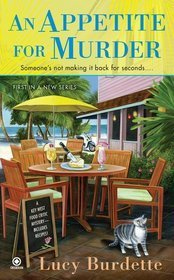 DEATH WITH ALL THE TRIMMINGS (Key West mystery #5) Lucy Burdette