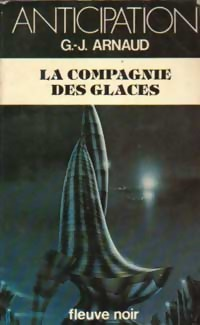 Station-fantôme (La Compagnie des glaces, #13)  by  Georges-Jean Arnaud