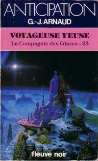 Voyageuse Yeuse Georges-Jean Arnaud