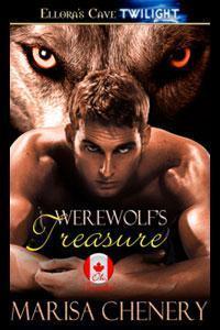 Werewolfs Treasure (Big City Pack, #3) Marisa Chenery