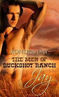 Jay (The Men of Buckshot Ranch, #1) Xondra Day