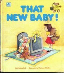 That New Baby (Golden Storytime Book)  by  Patricia Relf
