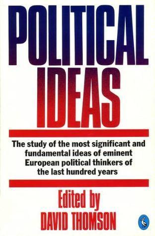 Political Ideas  by  D.E.D. Beales