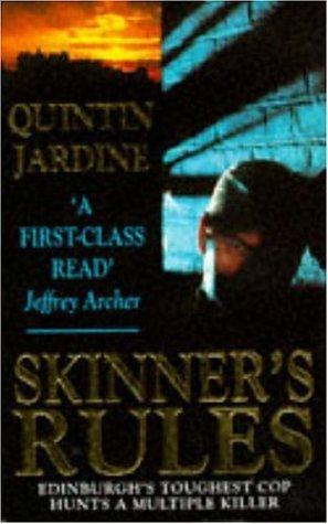 Screen Savers  by  Quintin Jardine