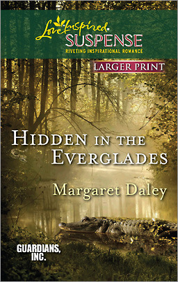 Hidden in the Everglades (Guardians, Inc., #3)  by  Margaret Daley