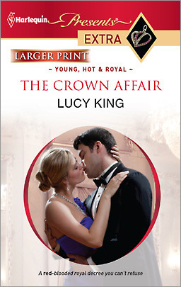 The Crown Affair  by  Lucy King