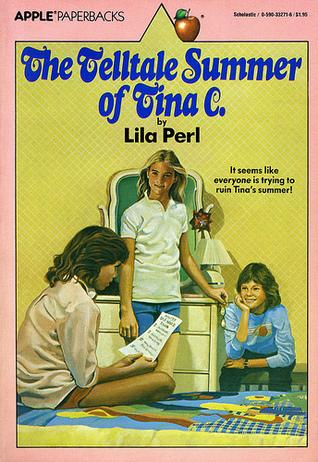The Telltale Summer of Tina C. Lila Perl