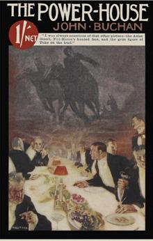 The Power House (Sir Edward Leithen, #1)  by  John Buchan