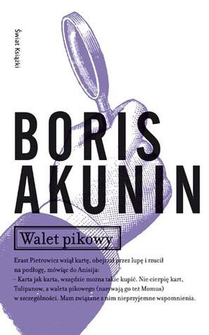 Walet pikowy  by  Boris Akunin