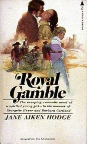 Royal Gamble Jane Aiken Hodge