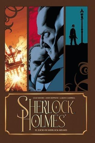 El juicio de Sherlock Holmes (Sherlock Holmes, #1) Leah Moore