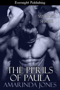 The Perils of Paula (My Boys, #1)  by  Amarinda Jones