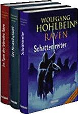 Raven. Schattenreiter (Raven, #1-4)  by  Wolfgang Hohlbein