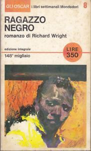 Ragazzo negro  by  Richard Wright