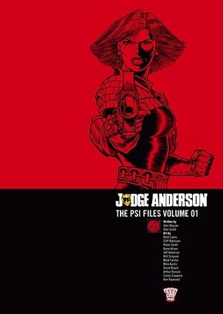 Judge Anderson: The PSI Files Volume 01 John Wagner