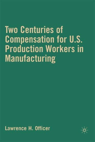 Two Centuries of Compensation for U.S. Production Workers in Manufacturing Lawrence H. Officer