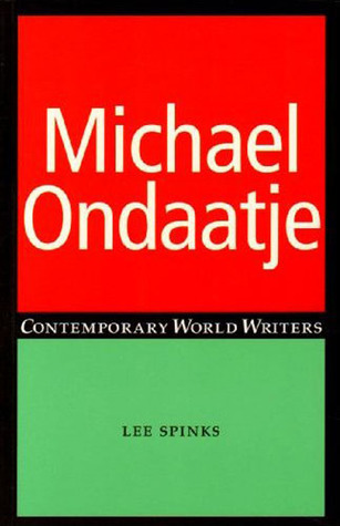 Michael Ondaatje  by  Lee Spinks