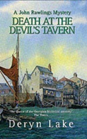 Death at the Devils Tavern (John Rawlings, #3) Deryn Lake
