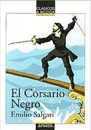 El corsario negro / The Black Corsair  by  Emilio Salgari