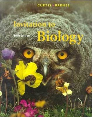 Biology: Part 1: Biology of Cells Helena Curtis