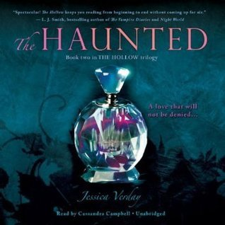 The Haunted (The Hollow, #2)  by  Jessica Verday