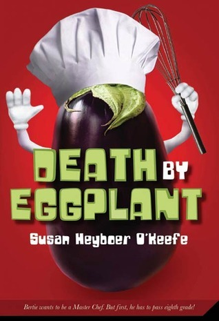 Death  by  Eggplant by Susan Heybour OKeefe