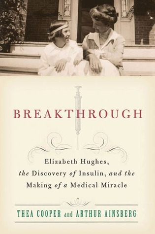 Breakthrough: Elizabeth Hughes, the Discovery of Insulin, and the Making of a Medical Miracle  by  Thea Cooper