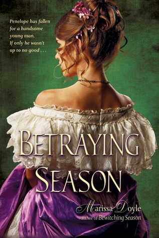 Betraying Season Marissa Doyle