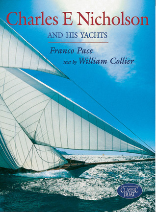 Charles E Nicholson and His Yacht  by  Franco Pace