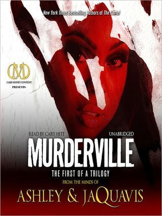Murderville: Murderville Trilogy, Book 1  by  Ashley Antoinette