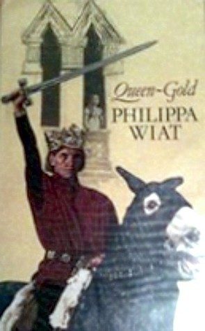 Queen-Gold  by  Philippa Wiat