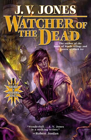 Watcher of the Dead J.V. Jones