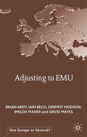 Adjusting to EMU  by  Brian Ardy