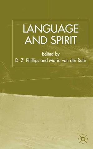 Language and Spirit  by  D.Z. Phillips