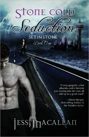 Stone Cold Seduction (Set in Stone, #1)  by  Jess Macallan