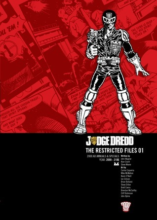 Judge Dredd: The Restricted Files 01 John Wagner