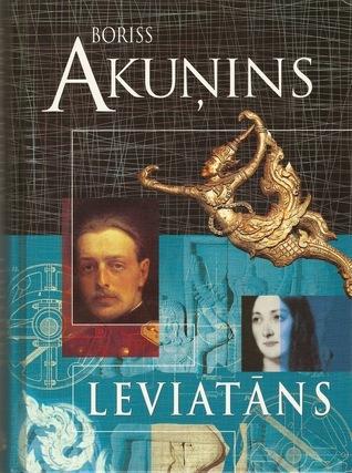 Leviatāns (Detektīva Erasta Fandorina piedzīvojumi, #3)  by  Boris Akunin