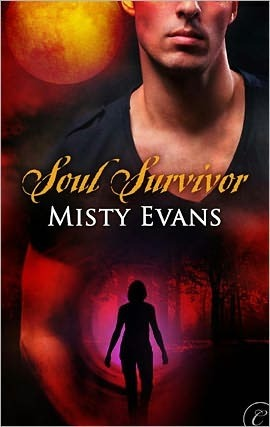 Soul Survivor (Lost Worlds #1)  by  Misty Evans