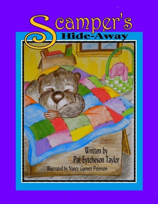 Hide and Seek with Scamper Patricia Eytcheson Taylor