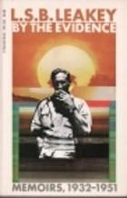 Origins  by  Louis Leakey