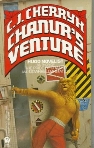 Chanurs Venture (Chanur, #2) C.J. Cherryh