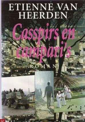 Casspirs en camparis Etienne van Heerden