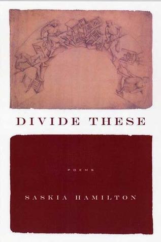 Divide These: Poems Saskia Hamilton
